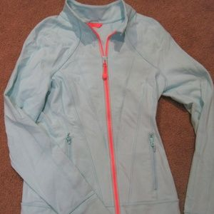 Ivivva Girls Perfect your Practice Jacket SZ XL